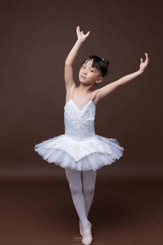 小女孩兒的芭蕾夢 | 台南舞蹈教室 迪迪舞蹈 | 兒童寫真 14