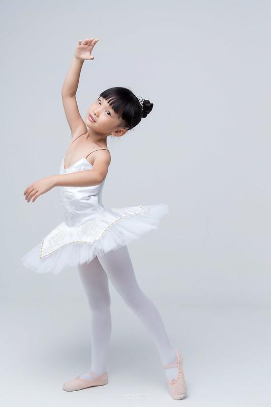小女孩兒的芭蕾夢 | 台南舞蹈教室 迪迪舞蹈 | 兒童寫真 12