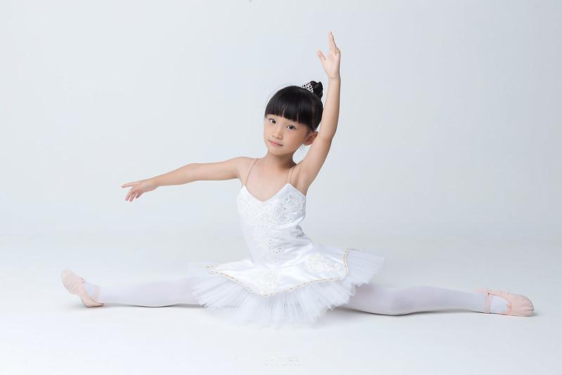 小女孩兒的芭蕾夢 | 台南舞蹈教室 迪迪舞蹈 | 兒童寫真 8