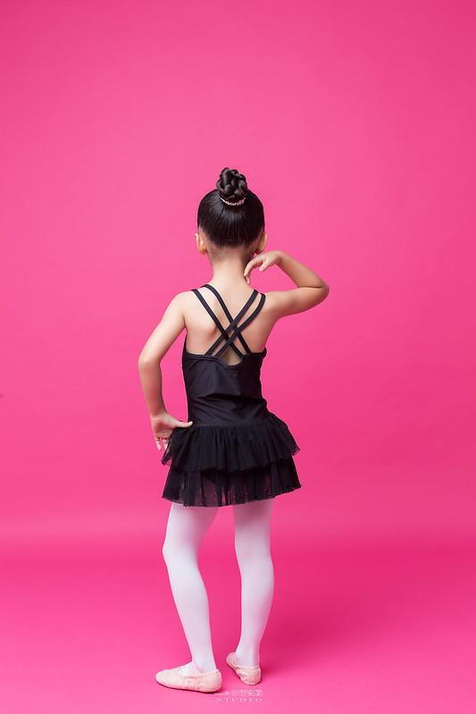 小女孩兒的芭蕾夢 | 台南舞蹈教室 迪迪舞蹈 | 兒童寫真 4