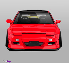 Nissan 180SX (sd_graphcs) Tags: nissan 180sx 180sxtype 240sx 200sx roolcage intercooler red wındow wheel white windows wallupnet windshield work exoticcars rims rps13 ryo takata thrash ultra automotive burst luxurycars sunroof autocross euro luxurious huxley nıght orıgın office old omega omgdrift onsoku originlab originlabo photoshop pack illustrator
