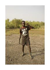 Gambia - Portrait (Vincent Karcher) Tags: boy child fish fishing gobi west africa gambia enfant color culture travel portrait people vincentkarcherphotography afrique