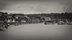 IMG_0033 copy- on1 (douglasjarvis995) Tags: whitby canon 70d bnw mono monochrome seascape