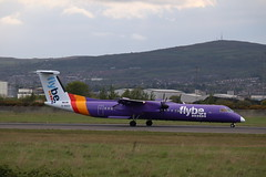 Flybe G-KKEV BHD 09/05/19 (ethana23) Tags: planes aviation airplane aeroplane avgeek aircraft flybe bombardier dash8 q400