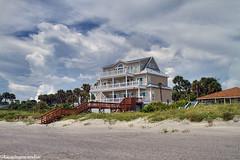 FollyBeach+1_0685_TMW (nickp_63) Tags: vacation home house cloudy clouds sky storm folly beach south carolina sand atlantic ocean charleston sc