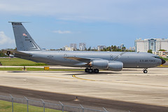58-0088 (Hector A Rivera Valentin) Tags: 127wg a27w kc135 kc135t michigan air national guard ang strategic command sju tjsj airport san juan puerto rico force usaf