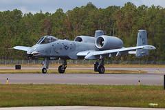 171105_032_JaxAS_A10 (AgentADQ) Tags: jacksonville nas air show airshow 2017 airplane plane us force usaf a10c thunderbolt ii warthog