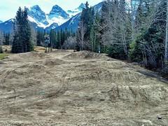 Canmore Pump Track (altamons) Tags: altamons rockymountains rocky rockies park nationalpark national mountainview mountains mountain biking bike canadianrockies canadian canada canmore alberta threesisters