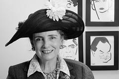 Erma Taylor {125/365} (therealjoeo) Tags: documentary film rondohatton rondoandbob ermataylor austin texas blackandwhite 1946 robertaburns
