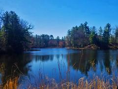 Singletary Lake (RockN) Tags: singletarylake april2019 sutton massachusetts newengland