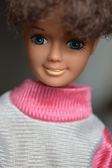 Diana - a clone from the 80's (Stary_Zgred) Tags: doll clone diana