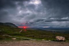 _DSF1697_FPM_1300px (ludwigriml) Tags: clouds dalarna hills nipfjäll rock scandinavia sunrays sunris sweden swedishmountains trail treck walking walkingtrail mountains outdoors summer trekking