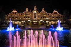 Disneyland Hotel (myfrozenlife) Tags: disney disneylandparis disneylandpark eurodisney france paris themepark waltdisney aerialphotos
