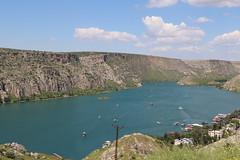 Halfeti (ozan.ozer) Tags: city dam water ruin abonden şehir halfeti baraj eastturkey doğu türkiye turkey