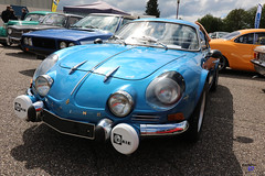 Alpine A110 1971 (macadam67) Tags: salon show expo automobile auto carshow wagen lemberg anciennes prestige sport moselle alpine alpinerenault clubalpine sportwagen sportcar motorsport