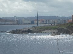P1090001 (jesust793) Tags: milenio coruña mar sea