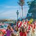 Sorrento (NA), 2009, Benedizione delle palme decorate di confetti e latticini.