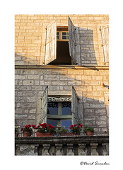Shutters (Dave Snowdon (Wipeout Dave)) Tags: davidsnowdonphotography canoneos1100d pézenas occitanie france francais hérault doors windows shutters architecture buildings