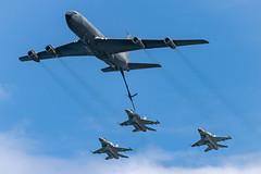 Oryx II (Cataphract) Tags: 119squadron 120squadron 290 486 491 498 aerialrefueling aircraft boeing707 f16i independenceday israeliairforce reem sufa telaviv תלאביביפו גושדן ישראל