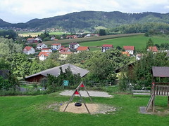 Thal, Austria (Point-and-Sho2t) Tags: thal austria styria architecture village arnold schwarzenegger museum dejan dodig
