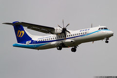 Mandarin Airlines ATR 72-600 (72-212A) cn 1560 F-WWER // B-16857 (Clément Alloing - CAphotography) Tags: toulouse airport aeroport airplane aircraft airbus flight test canon 100400 spotting tls lfbo aeropuerto blagnac airways aeroplane engine sky ground take off landing 1d mark iv avgeek avgeeks planespotter spotter news aviation daily insta avnerd planeporn mandarin airlines atr 72600 72212a cn 1560 fwwer b16857