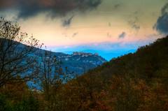 Elcito #11 HDR (Strocchi) Tags: elcito macerata marche appennino landscape hdr sunset tramonto canon eos6d 24105mm