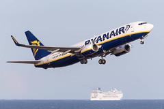 ryanair_737_ei-evx_bcn (Lensescape) Tags: bcn 2019 ryanair boeing b737 737 eievx
