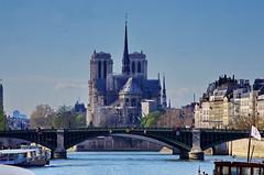 453 Paris en Mars 2019 - Notre-Dame de Paris quelques semaines avant l'incendie (paspog) Tags: paris france mars march märz 2019 seine cathédrale cathédralenotredamedeparis notredamedeparis