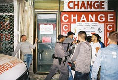 (roni.bahir) Tags: day independence analog 35mm flash soldiers fight israel jerusalem