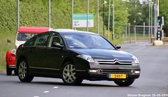 Citroën C6 (Wouter Bregman) Tags: 2457 citroën c6 citroënc6 noir black citromobile 2019 citro mobile carshow expo haarlemmermeer stelling vijfhuizen nederland holland netherlands paysbas youngtimer french car auto automobile voiture française france frankrijk vehicle outdoor