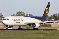 N364UP 767F UPS (Anhedral) Tags: n364up boeing 767 767300f ups