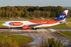 G-MLJL (PlanePixNase) Tags: aircraft airport planespotting haj eddv hannover langenhagen mytravel airbus a330 330200