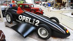Opel RAK 2 ~ 1928 ( Voiture / Car ) (Aero.passion DBC-1) Tags: technic museum speyer dbc1 david biscove aeropassion collection opel rak 2 ~ 1928 voiture car