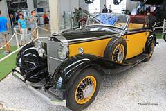 Mercedes-Benz 380K ~ 1934 ( Voiture / Car ) (Aero.passion DBC-1) Tags: technic museum speyer dbc1 david biscove aeropassion collection mercedesbenz 380k ~ 1934 voiture car