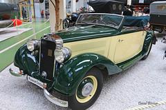Mercedes-Benz 230 ~ 1938 ( Voiture / Car ) (Aero.passion DBC-1) Tags: technic museum speyer dbc1 david biscove aeropassion collection mercedesbenz 230 ~ 1938 voiture car