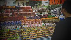 街邊攤販-3 (馬克杯杯♪) Tags: 大溪老街 和平老街 大溪區 觀光景點 和平路 daxi 攤販 套圈圈 老街