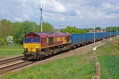 66106 (Martin's Online Photography) Tags: 66106 class66 ews knowsley wilton 6e26 transport loco freight train nikon nikond7200 db cargo dbcargo