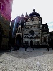 Cathedral of Santa Maria Maggiore Bergamo 2 (litlesam1) Tags: churches italy2019 duepazziragazziamilano2019 march2019 bergamo