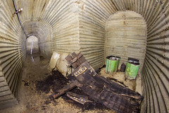 DSC_0007 (SubExploration) Tags: air raid shelter airraidshelter ww2 ww2shelter underground exploring explore urbex decay abandoned