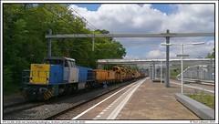 RTS 1018, Arnhem Centraal (11-05-2019) (Teun Lukassen) Tags: rts swietelsky kettinghor g1206 1018 arnhem centraal treinen trains züge