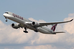 A7-AND (Ian.Older) Tags: airbus a350 a7and heathrow airliner qatar airlines aviation