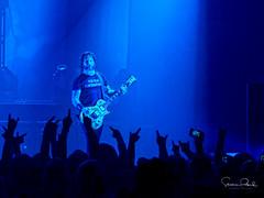 Slayer (Stephen J Pollard (Loud Music Lover of Nature)) Tags: garyholt slayer guitarist guitarrista music músico musician música livemusic concertphotography concert concierto artista performer
