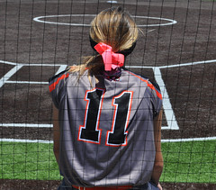 Erica Speer Rockwall Softball (TX 66) Tags: yellowjackets team 11 uil 2019 photography rockwall texas erica speer senior picture photo dallas softball high school varsity athlete class 6a outfielder yellow jackets game sports sport spring lady