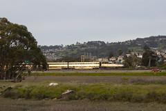 742 - Stege (imartin92) Tags: richmond elcerrito california amtrak passenger train capitolcorridor railroad railway emd f59phi locomotive