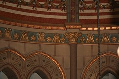 Garfield Memorial (Ben Shaffer) Tags: cleveland ohio monument civic memorial tomb eclecticstyle mausoleum moulding entablature capital arch