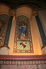 Garfield Memorial (Ben Shaffer) Tags: cleveland ohio monument civic memorial tomb eclecticstyle mausoleum column arch niche mosaic