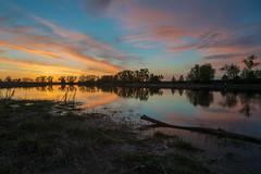 DSC_7748 (alexey.malantsev) Tags: закат небо природа пейзаж весна озеро