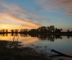 DSC_7724 (alexey.malantsev) Tags: закат небо природа пейзаж весна озеро