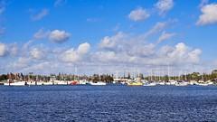 Yamba Marina (simonmgc) Tags: fishingboat harbour marina newsouthwales water yamba