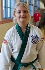 Tolerating my photo taking (TheBurgners) Tags: wtsda sanfrancisco tournament mission high school paresh tang soo do